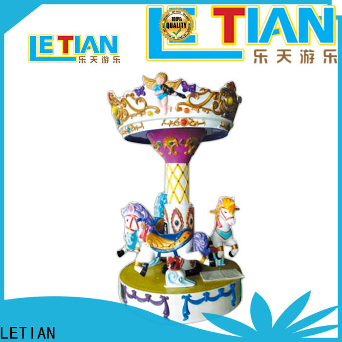 LETIAN quality carousel for sale for business shopping centers