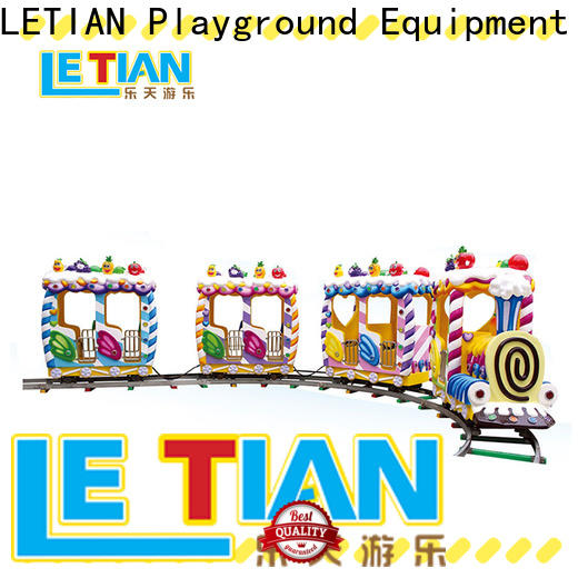 LETIAN pirate train amusement park company life squares