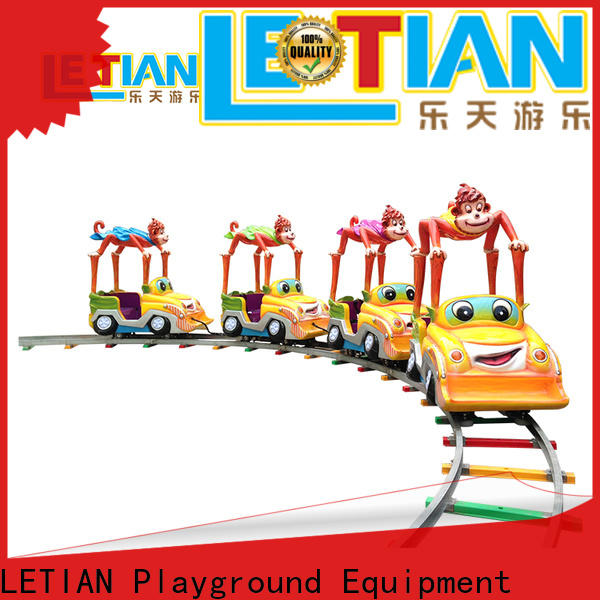New trackless train park China children's palace