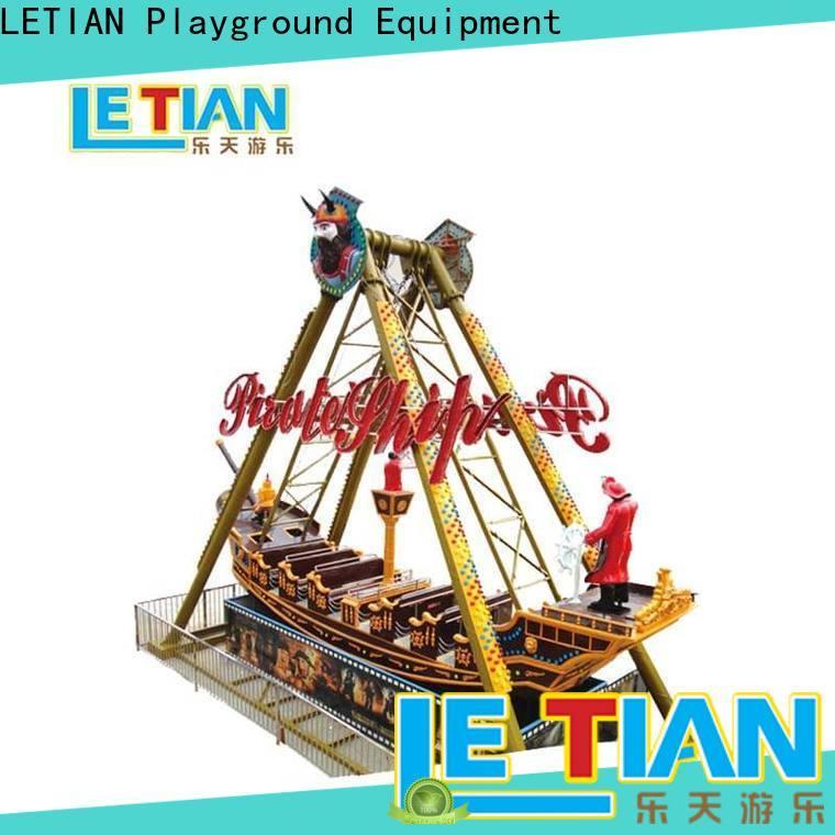 LETIAN sliding rides for kids theme park