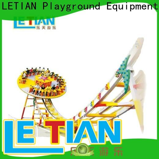 LETIAN amusing pirate ride for kids carnival