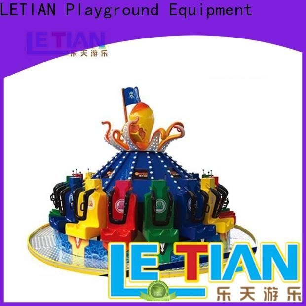 LETIAN lt7065c spinning cup facility playground