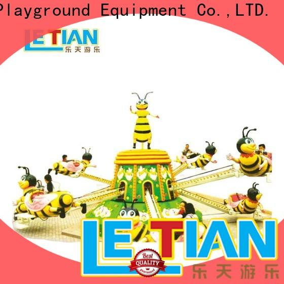 LETIAN good quality amusement rides for sale Supply life squares