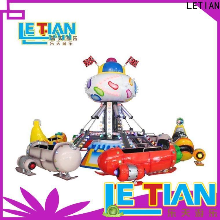 LETIAN stable amusement rides manufacturer park