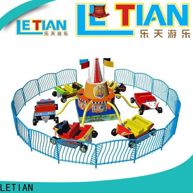 LETIAN Self-control fairground rides for sale manufacturers playground