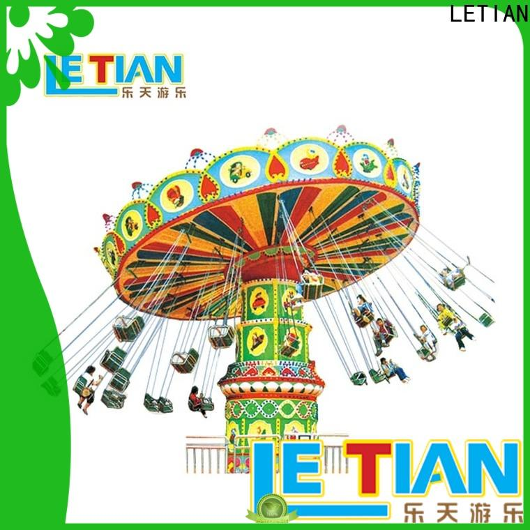 LETIAN High-quality carnival swing ride factory theme park