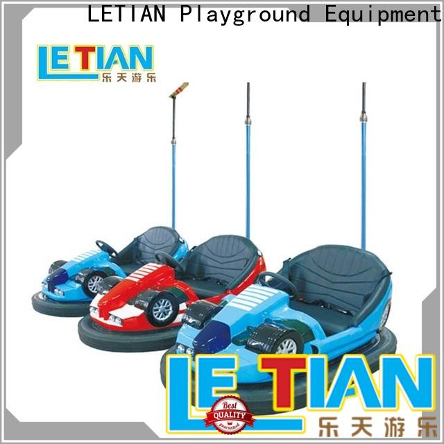 LETIAN without electric bumper cars manufacturers park