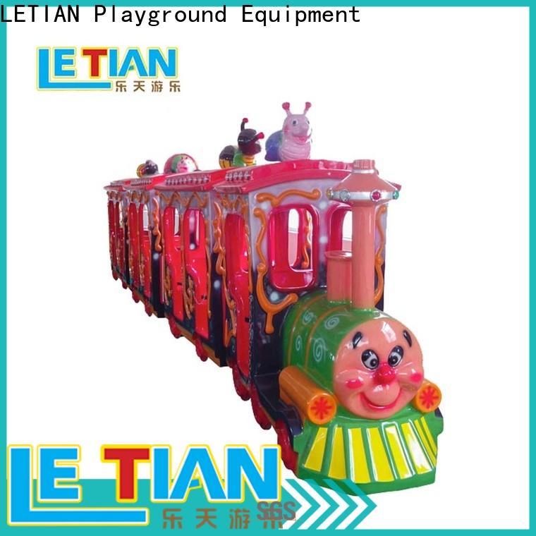LETIAN style train theme park park playground