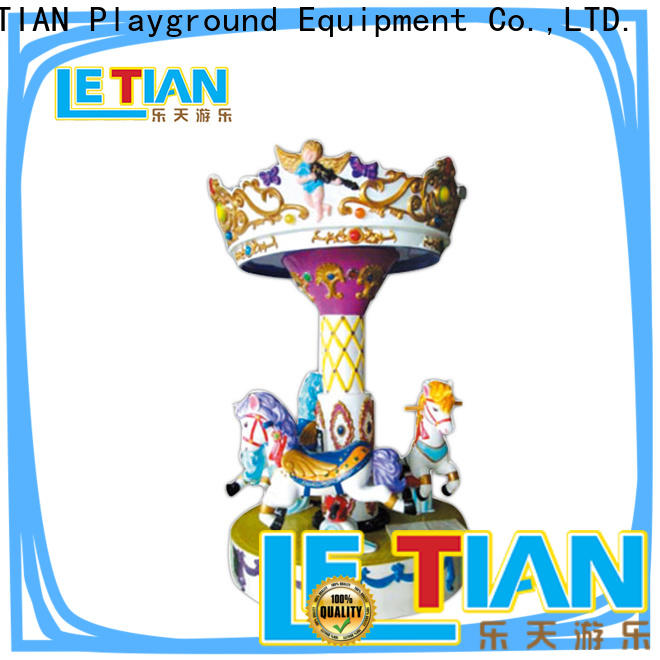 LETIAN 24 seats childrens carousel Suppliers shopping centers