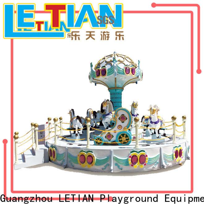 LETIAN colorful amusement park rides for kids factory shopping centers