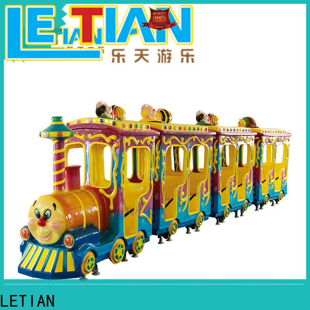 LETIAN lt7078c carnival train ride company children's palace