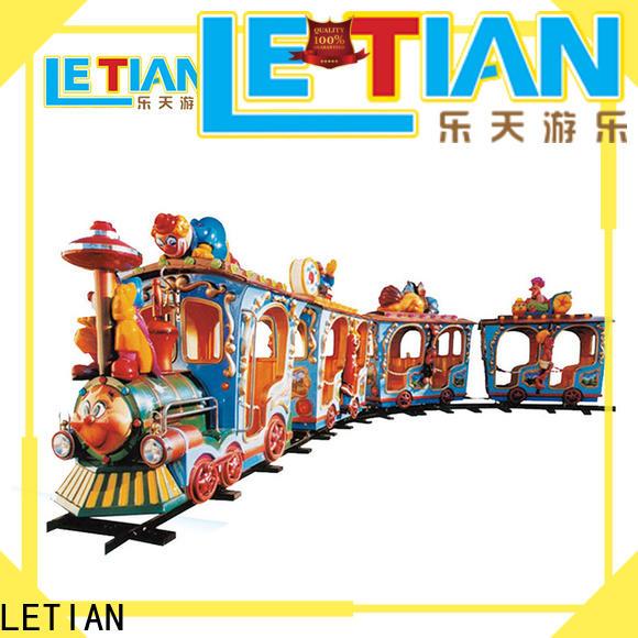 LETIAN lt7077c thomas the train theme park company life squares
