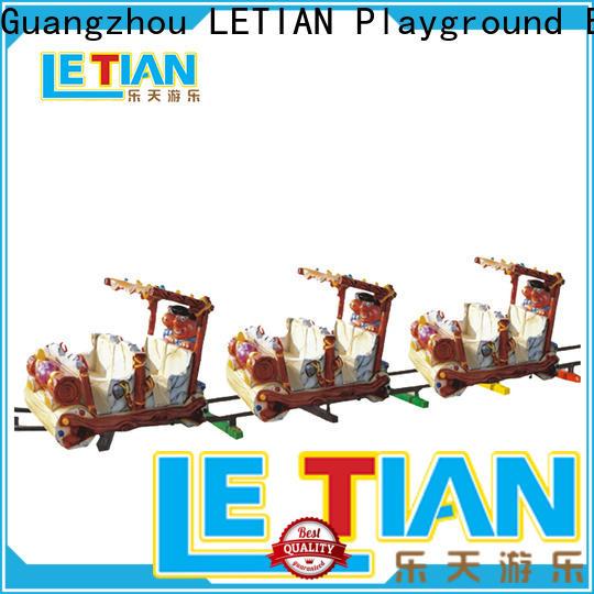 LETIAN Latest amusement train children's palace