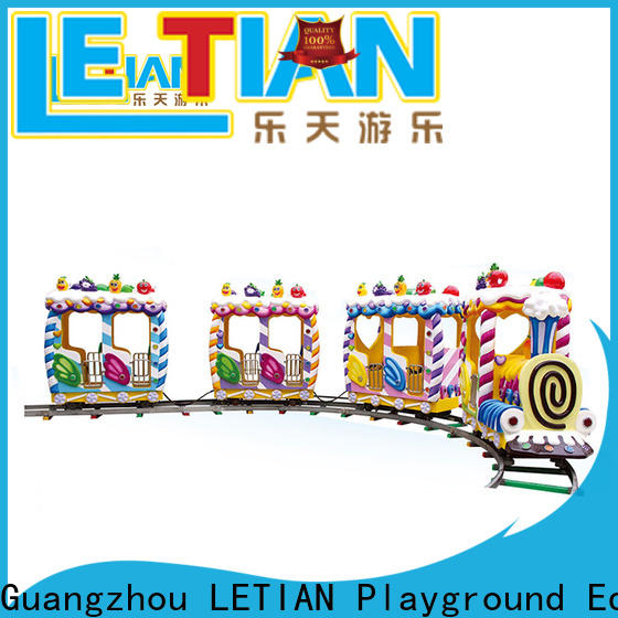LETIAN Wholesale themed train rides for sale mall