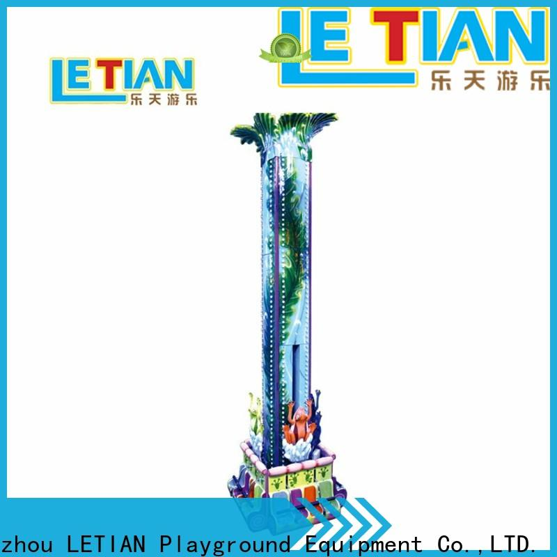 LETIAN Custom sky drop company amusement park