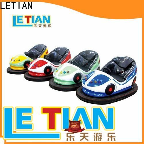 LETIAN cars indoor bumper cars factory amusement park