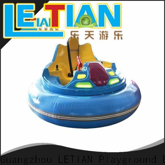 LETIAN car bumper car for business park