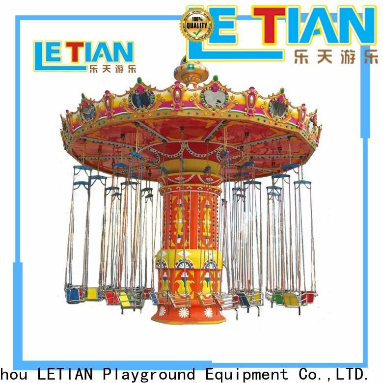 LETIAN Top swing ride company fairground