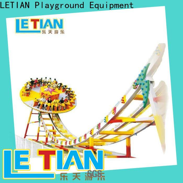 LETIAN 16 kiddy ride student playground