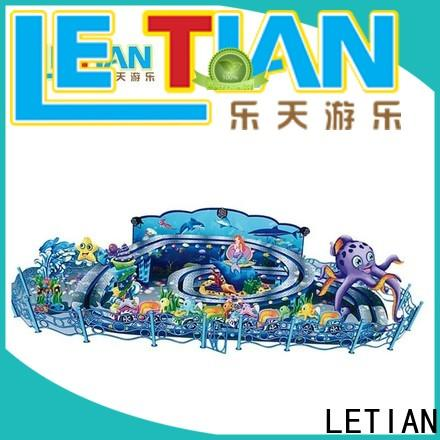 LETIAN flying cup ride wholesale entertainment