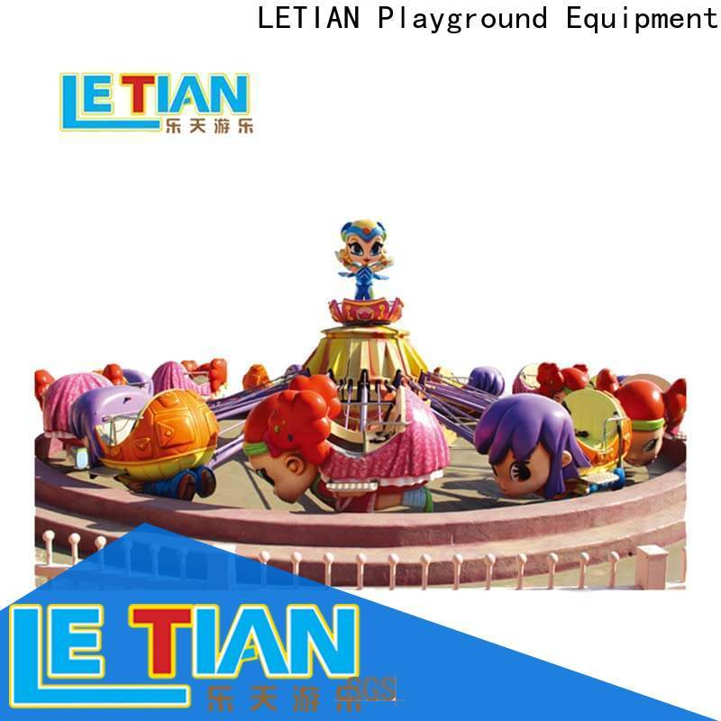 LETIAN motion new carnival rides for business