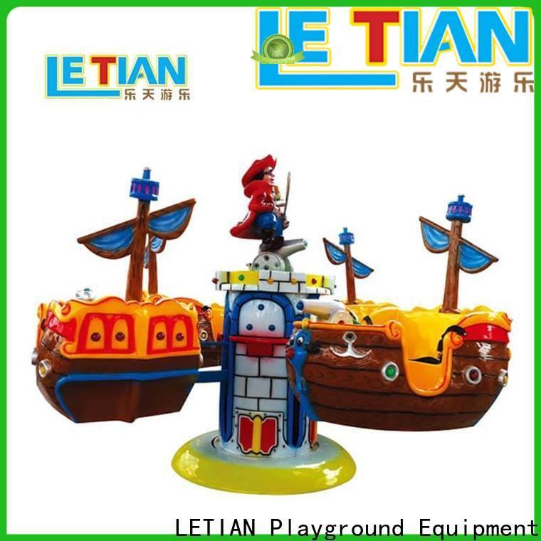 LETIAN Top disco rides Supply playground