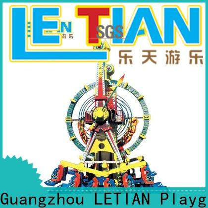 LETIAN central park rides for business park playground