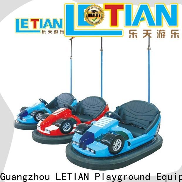 LETIAN boat bumper car for sale zoo