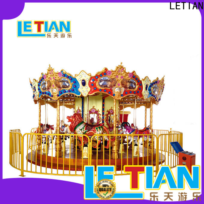 LETIAN 24 seats amusement rides in china manufacturers theme park