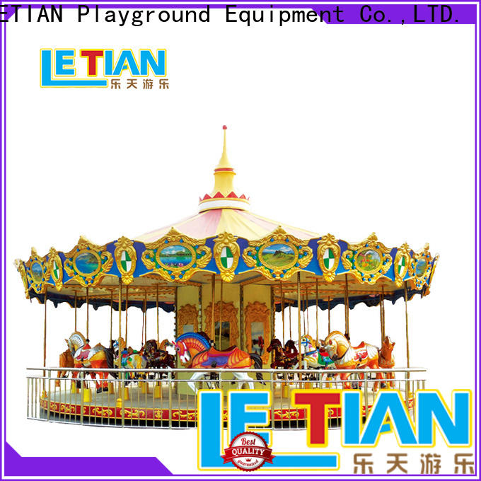 24 seats the childrens carousel large Suppliers theme park