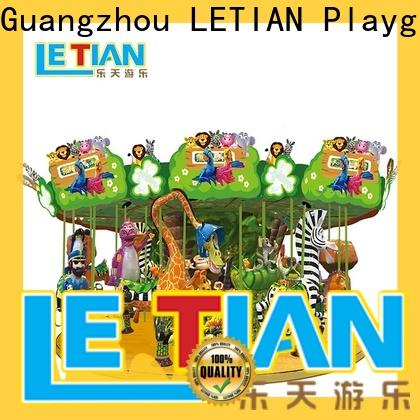 High-quality amusement rides in china lt7031b customized shopping centers