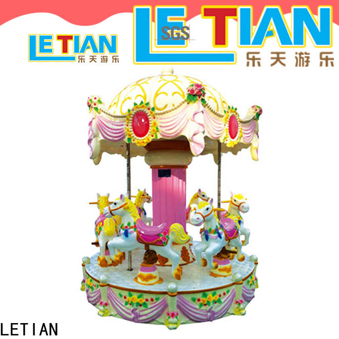 Top carousel for kids ride for kids carnival