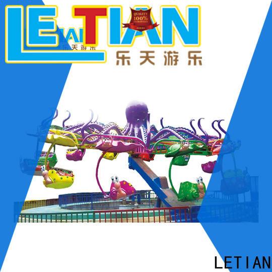 LETIAN Custom fair rides for child theme park