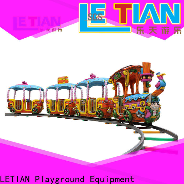 LETIAN trains small trains for parks manufacturers children's palace