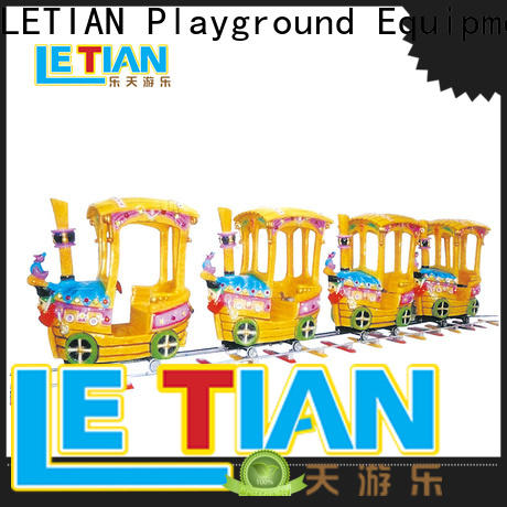 LETIAN amusement small trains for parks Suppliers life squares