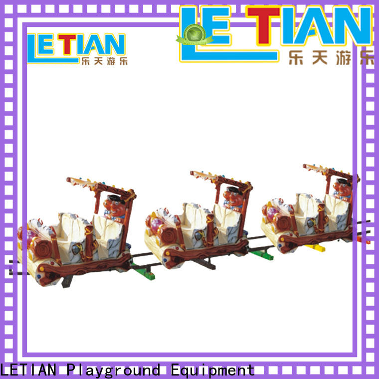 Wholesale trackless train amusements manufacturers park playground