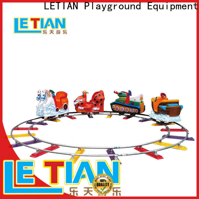 LETIAN sightseeing train amusement park park playground