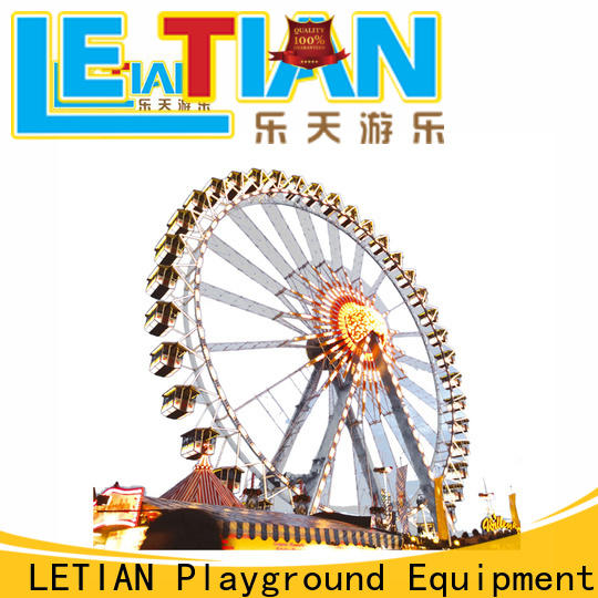 LETIAN seats fair ferris wheel manufacturers theme park