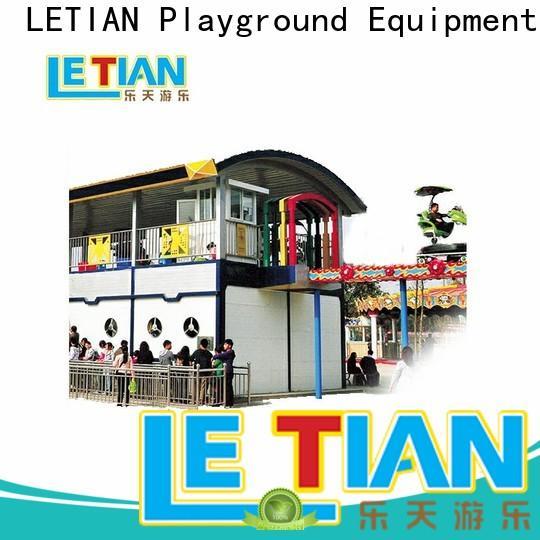 LETIAN mouse biggest roller coaster for kids carnival