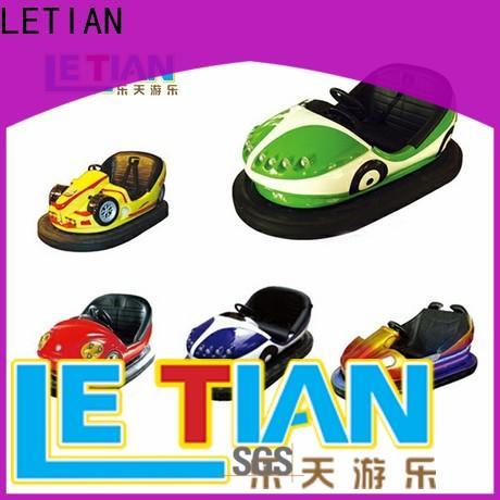 LETIAN lt7073c bumper car racing factory entertainment