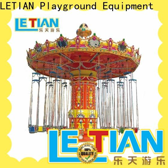 LETIAN High-quality flying chair ride factory fairground
