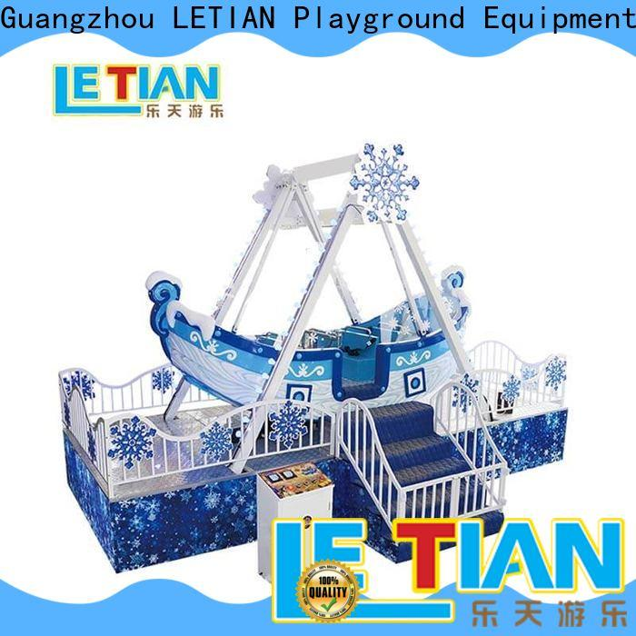 LETIAN stimulation fun amusement parks playground