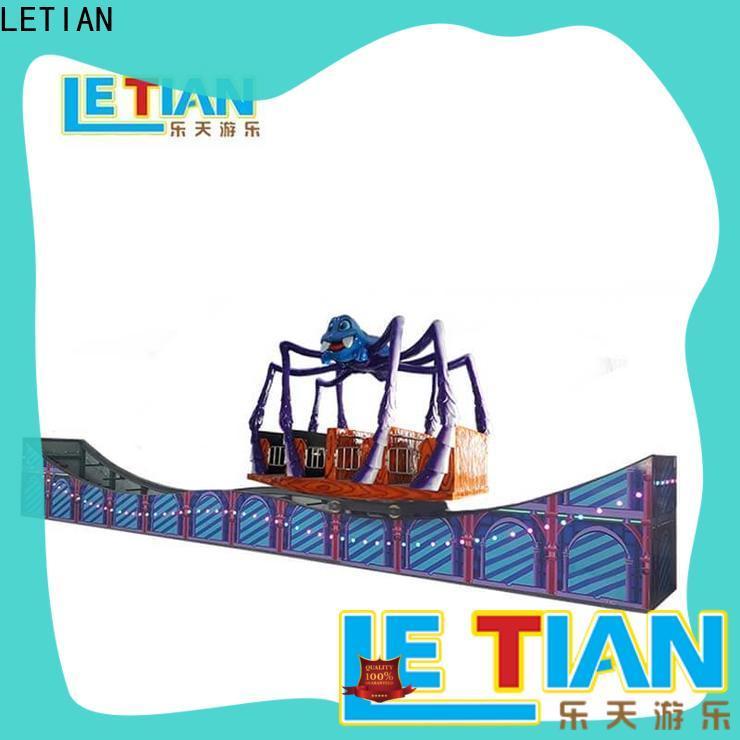 LETIAN theme pirate ship ride for kids theme park
