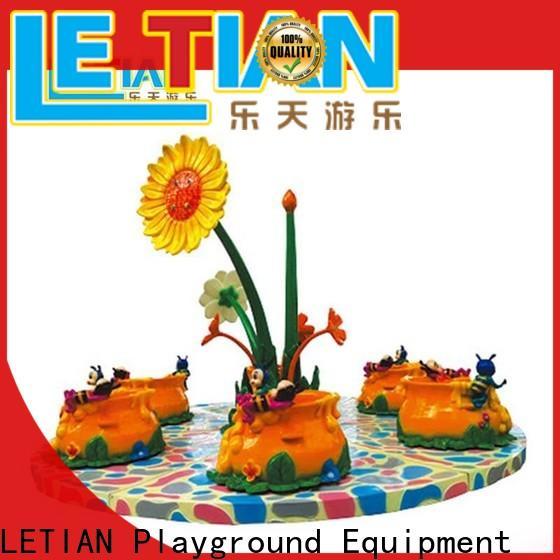 amusing outdoor playground equipment rides factory amusement park