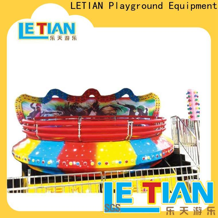 LETIAN interesting cup ride wholesale playground