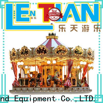 LETIAN 24 seats amusement park rides for kids company fairground