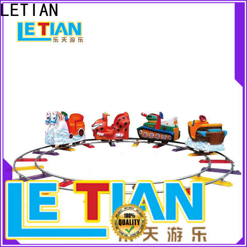 LETIAN lt7079a park train ride for sale mall