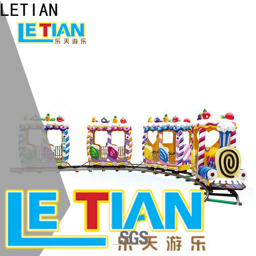 mechanical amusement park train rides sightseeing for business life squares