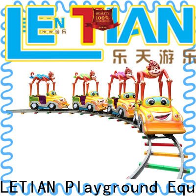 LETIAN Custom thomas the train amusement park mall