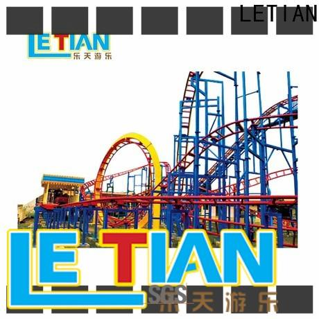 LETIAN Top free roller coaster builder Suppliers mall